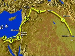 Abraham's journey 2