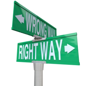 right-and-wrong-way