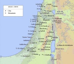 BC1700Israel