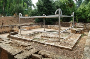 Tel Dan Temple