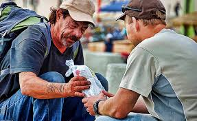 caring for the poor