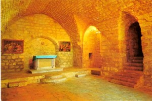 Synagogue-Church-of-Nazareth