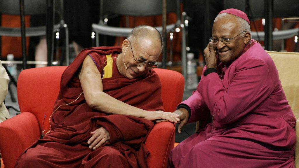 Dalai Lama, Desmond Tutu